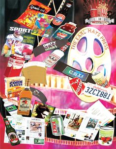Products: Vinyl Graphics, Chair Backs, Car Cards, License Plates, Newspapers Packaging Products, Labels, Magazines