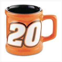 Tony Stewart Mug Shot Glass - 2 oz.