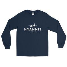 Hyannis Cape Cod Long Sleeve T-Shirt