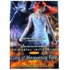 !!!!!!!!!!!!!!!!! City of Heavenly Fire Cover!!!!