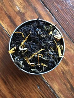 Queenie - Harry Potter Inspired Loose Leaf Tea Blend - Peach - Caramel - Chocolate
