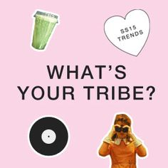 I'm part of the Clean Living tribe! Take the #Topshop quiz to find out your tribe. http://www.topshop.com/en/tsuk/category/topshop-magazine-2663381/whats-your-tribe-4121553/clean-living-4121565?noOfRefinements=1&cat1=1578494&cat2=1852980&cat3=2205027