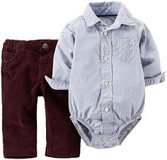 Carter's Baby Boys' 2 Piece Bodysuit Set (Baby) - Red Stripe - 3 Months Carter's http://www.amazon.com/dp/B013SKXVNG/ref=cm_sw_r_pi_dp_8xtuwb1Z2KX5W