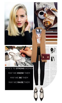 """""""Untitled #798"""" by mojmoj ❤ liked on Polyvore featuring Frame Denim, Clover Canyon, Witchery and Sophie Hulme"""