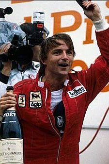 René Arnoux - 1978-89 - Martini, Surtees, Renault, Ferrari, Ligier