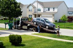 Tow Truck Cincinnati OH: Affordable 24 Hour Tow Truck Service