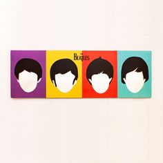 Hey Jude! I feel fine in my yellow submarine. How is Lucy in the sky with diamonds? Have you seen her standing there? Aah well. The Beatles mirror just calls out for you to love, love me do!     Hand-crafted in wood | 3ft x 1ft