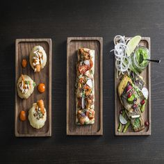 Our unique and exclusive five-course 'street-food' style sharing menu is inspired by the regions of India and their distinctive street food characteristics.