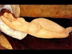Modigliani: Reclining Nude / Art Print, Canvas on Stretcher, Glass Print Amedeo Modigliani, Pierre Auguste Renoir, Italian Painters, Italian Artist, Portraits, Art Reproductions, Oeuvre D'art, Female Art, Nude