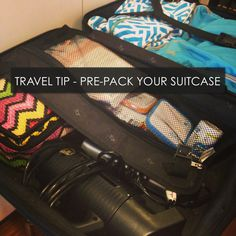 I often brag about tout my ability to pack a suitcase under 5 minutes. Don't lie - you would do the same.  Any rational person would. Today, I'm sharing one of the secrets that enable this seemingl...
