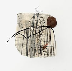 Powerful Simplification – Expressive Abstraction by French Artist Kitty Sabatier | OEN