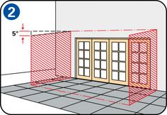 Do you want to build your own veranda? Read the step-by-step instructions here for how to build a veranda in your garden. Patio Design, Garden Design, Cordless Power Tools, British Colonial Style, Outdoor Rooms, Outdoor Patios, Outdoor Kitchens, Outdoor Living, Garden Equipment