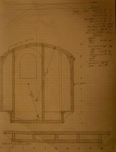 How to build a gypsy wagon step by step