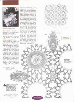 Rosetas-crochê - Cenira Ávila - Picasa Web Albums