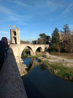 Besalu. Girona.
