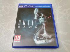Until Dawn - PS4 - Acheter vendre sur Référence Gaming