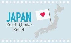 Japan Earthquake Relief info
