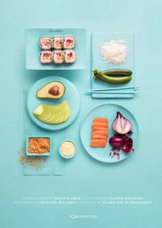 The Art Of Fusion Food Photography food poster Food Photography Styling, Food Styling, Photography Lighting, Photography Tips, Photography Career, Photography Composition, Photography Exhibition, Sushi Dishes, Food Dishes