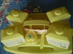 Vintage Baby Dresser Set