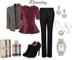 """Thursday"" by acade on Polyvore"