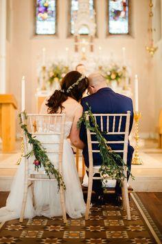 A wonderful wedding at home story proving that sometimes holiday romances do last. Tipi Wedding, Marquee Wedding, Home Wedding, Wedding Couples, Wedding Day, Unique Weddings, Real Weddings, Bride Groom, Big Day