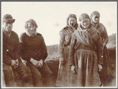 The presence of a people: Photographs of Icelanders in 1900 | Iceland Visual History Blog