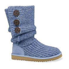 Uggs 5819 Classic Cardy Laarzen Blue
