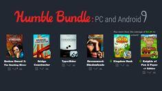 Juguemos con Linux: Humble Bundle: PC and Android 9 llega con una gran variedad de fantásticos juegos para Linux.