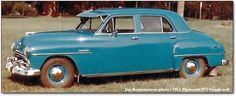 1951 plymouth pictures - Google Search