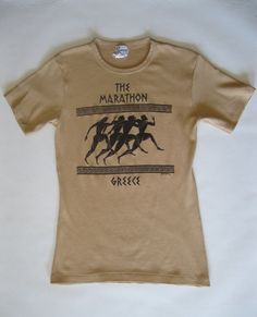 Your choice  2 tees  1970's The Marathon by afterglowvintage, $24.00