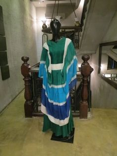 Assymetrical Draped Ikat Tunic is now available to be ordered at http://www.ekru.in/product/assymetrical-draped-ikat-tunic-5