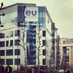 EU careers office in Avenue Kortenbergh