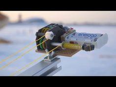 DIY Ultraportable Camera Slider 超小型・軽量カメラスライダー -Timelapse- - YouTube