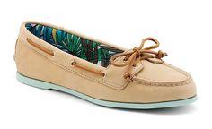 Sperry Top-Sider Women's Audrey Slip-On Color Pop Boat Shoe