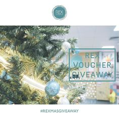 It's day 12 of #Rexmas! We're giving a way an HUGE REX voucher to spend in sorry as well as a bundle of retailer prizes! Follow Like and tag a friend to be in the chance of winning!  #Giveaway #Rexmas #christmas #shoplocal #independentliverpool
