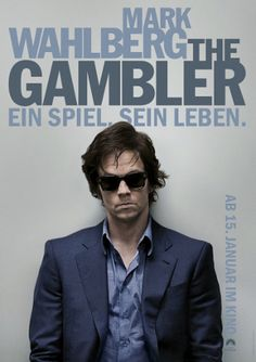 The Gambler.  #Moive #Film #Review #Kritik #Filmkritik