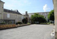 Palais abbatial d'une ancienne abbaye bénédictine et ses dépendances en Anjou ancien, aujourd'hui Touraine, inscrit MH - châteaux à vendre - centre-val-de-loire - Patrice Besse Châteaux et Demeures de France, agence immobilière spécialisée dans la vente de châteaux, demeures historiques et tout édifice de caractère