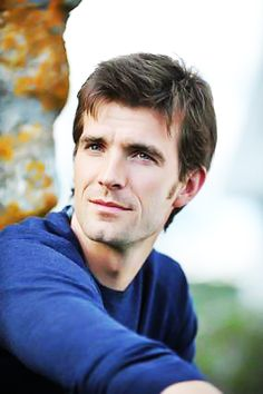 Lucas Bryant from the SyFy series Haven. Yes please!