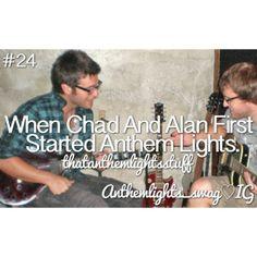 Alan and Chad