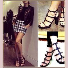 Summer Stud Sandals