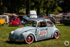 Volkswagen Coccinelle au Meeting du Cox Avenue 2019 - News d'Anciennes Porsche 356, Volkswagen, News, Linda Park, Ladybug