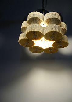Repurposed book chandelier...whole blog of repurposed book ideas!