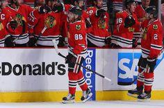 Patrick Kane scored another goal in the Chicago Blackhawks Game 2 win. (USATSI)