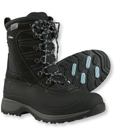 Women's Wildcat Boots, Lace-Up Multicolor: Winter Boots   Free Shipping at L.L.Bean