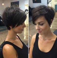 Sporty Pixie Cuts Hair Style Ideas 25