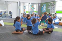 Innovative learning environments Flexible learning spaces New Zealand Curriculum National Curriculum