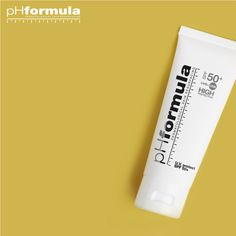Did you know the blue light from a device such as your phone screen, causes damage to your skin? Protect yourself with our broad spectrum UVA/UVB SPF 50+. It's perfect for everyday use. Connect with your #pHformula skin specialist for more info.