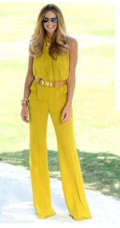 Not sure about this color but love the overall look...