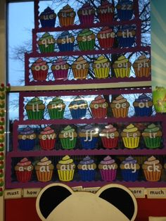 Phoneme Set on Cupcakes  - twinkl -  - repinned by @PediaStaff – Please Visit  ht.ly/63sNt for all our pediatric therapy pins
