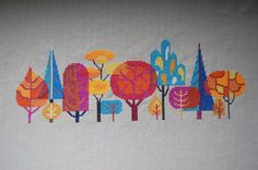 Cross Stitch Wonderland by Echinops and Aster: http://echinopsaster.blogspot.com/2015/03/cross-stitch-wonderland.html
